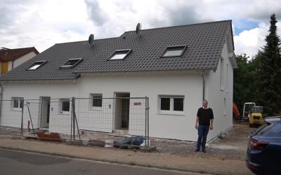 Vorstellung Doppelhaus in Homburg-Kirrberg